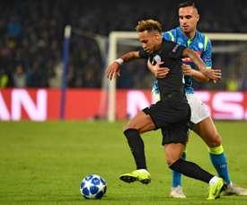 L'offerta del Napoli a Maksimovic. AFP