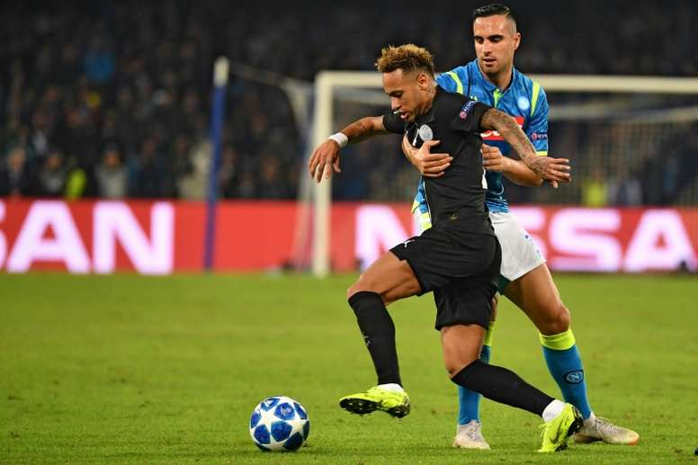 Napoli will offer Maksimovic double money. AFP