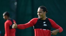 Desmienten el interés del Liverpool en Kabak. AFP