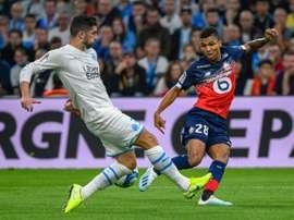 Alvaro restera à Marseille pour 4 millions d'euros. AFP
