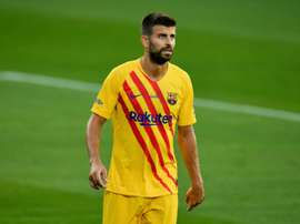 Piqué spoke out against the board. AFP