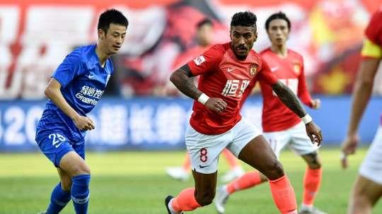 Le championnat chinois devrait débuter au plus tard en juillet. AFP