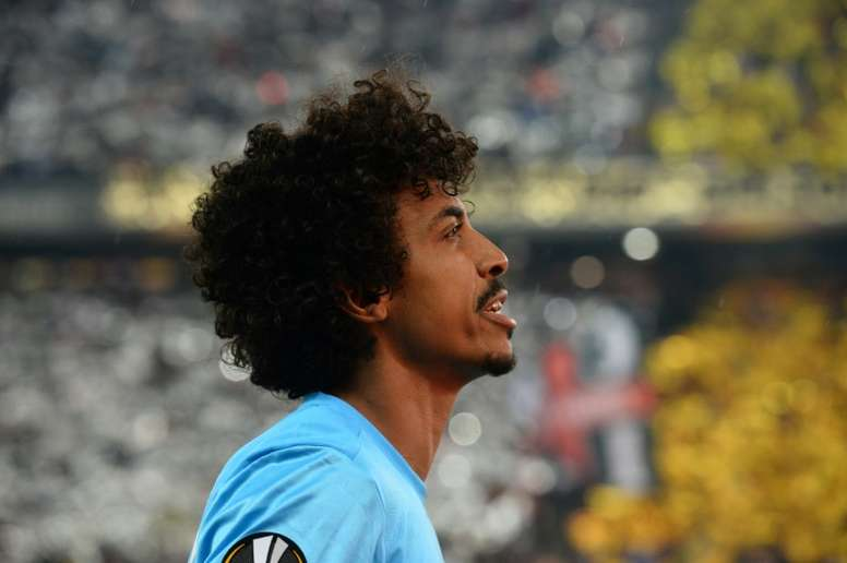 Luiz Gustavo, en la agenda del Fenerbahçe. AFP