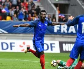 Jonathan Bamba se convierte en el nuevo fichaje del Lille. AFP