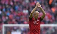 Robben pode voltar ao PSV. AFP