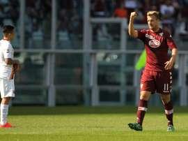 Se habla de un trueque entre Torino y Bologna. AFP
