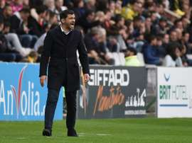 O técnico de 42 anos está cada vez mais próximo do 'Dragão'. AFP