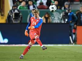 Dijon recrute un Islandais. AFP