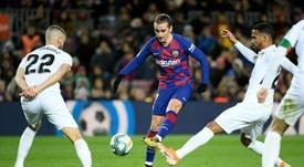 El once del Barça en Ibiza, de garantías. EFE