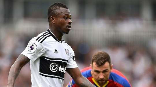 Jean-Paul Seri has impressed at Fulham. AFP
