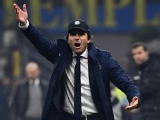 Choc Lazio-Inter pour la tête, Rome et l'Atalanta se disputent l'Europe. AFP