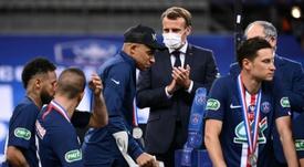 Los titulares ensalzan la hazaña del Olympique de Lyon. AFP