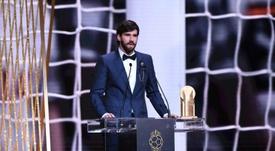 Enfrentar Messi fez de Alisson um goleiro melhor. AFP