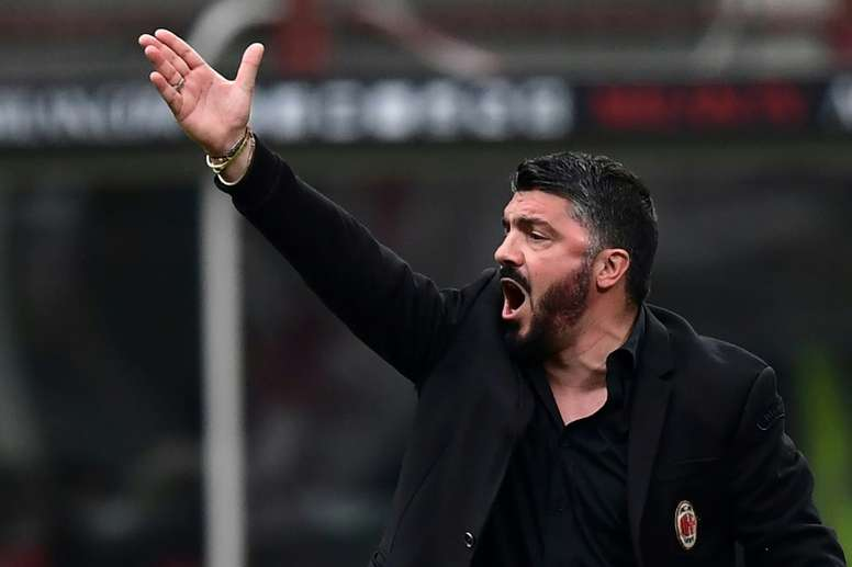El italiano planifica la temporada. AFP