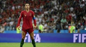 Portugal-Espagne le 7 octobre. afp