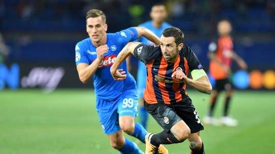 El Cagliari tantea a Srna. AFP