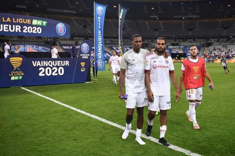 Lyon condamné à l'exploit, quelques espoirs avant la Juventus. afp