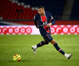 Pochettino thinks Mbappe and his teammates can do much better. AFP