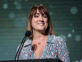 Susanna Dinnage nouvelle présidente directrice générale. AFP