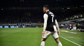 Ronaldo racconta come è nata la sua esultanza. AFP