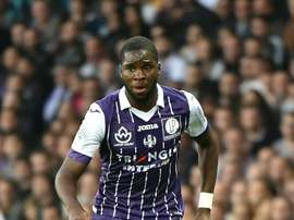 Odsonne Edouard has been sacked by Toulouse.