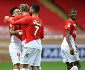 Monaco segue em frente na competição. AFP