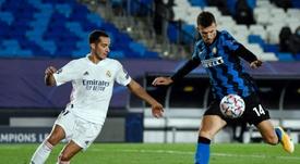 Inter Milan-Real Madrid, monuments en péril. afp