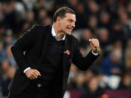 Le croate Slaven Bilic. AFP