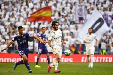 Isco could leave Real Madrid. AFP