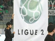 Metz est en tête de la Ligue 2. AFP