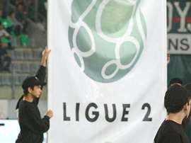 Un score rare en Ligue 2. AFP