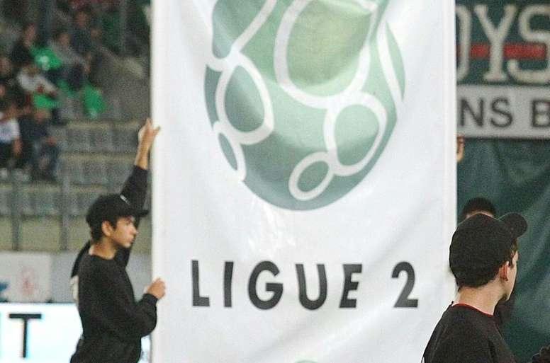 Victoire du FC Metz sur la pelouse de Brest 1-0 pour son retour en Ligue 2. AFP