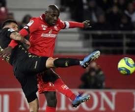 Dijon sans Tavares pour la reprise contre Angers. afp
