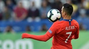 Alexis está entre os 50 melhores jogadores da Premier. AFP