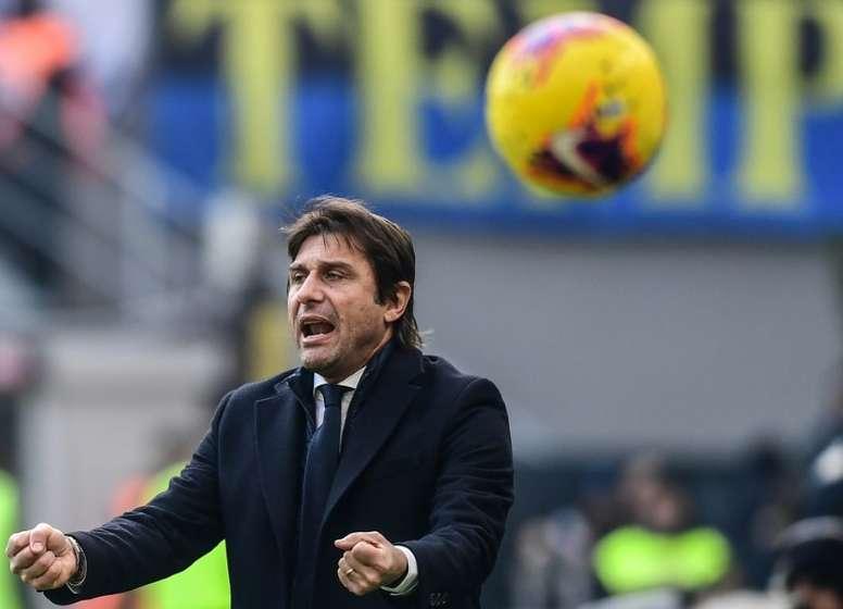 130 millions pour rajeunir l'Inter. AFP