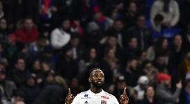 El Fulham también quiso a Dembélé. AFP
