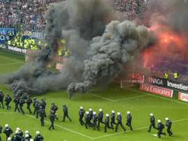 Un derby qui s'annonce bouillant. AFP