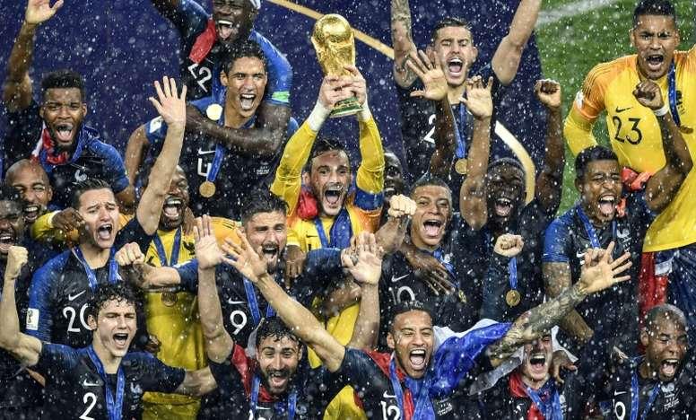 La Coupe du Monde 2022 au Qatar se jouera du 21 novembre au 18 décembre. AFP