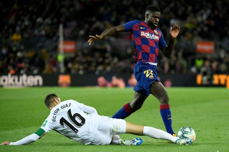 Umtiti had a nap... While the police searched his house! AFP
