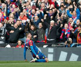 Connor Wickham is closer to signing for Sheffield Wednesday. AFP