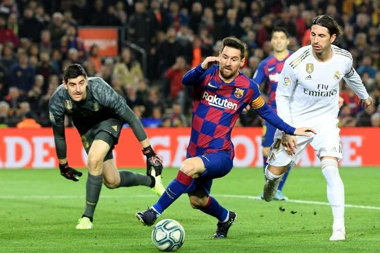 Manchester City quer Messi e não quer esperar até 2021. AFP