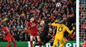 Liverpool-Atlético blamed for 41 deaths. AFP