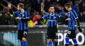Il Barcellona continua a sognare Lautaro. AFP