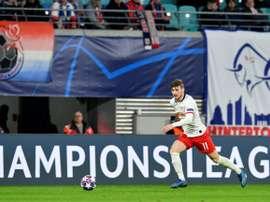L'offerta mostruosa del Liverpool per Werner. AFP