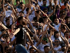 Irak: des supporters enthousiastes et pleins d'espoir pour le retour du foot international