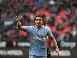 Rony Lopes marcó el tanto del empate. AFP