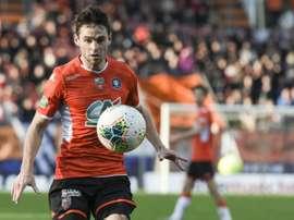 Lorient sans surprise, Lens s'impose enfin. AFP