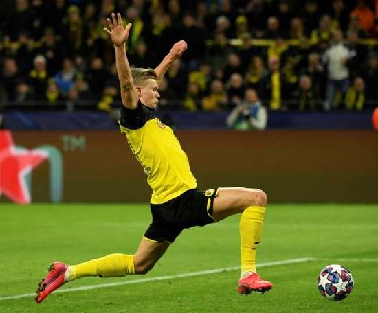 La UEFA ha scelto i migliori undici. AFP