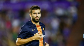 Barcelona Piqué. AFP