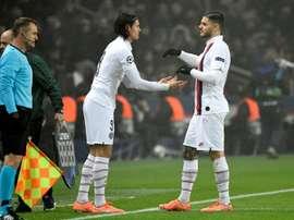 Icardi pour remplacer Higuaín à la Juventus ? AFP